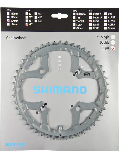 Shimano Deore FC-M591 grau
